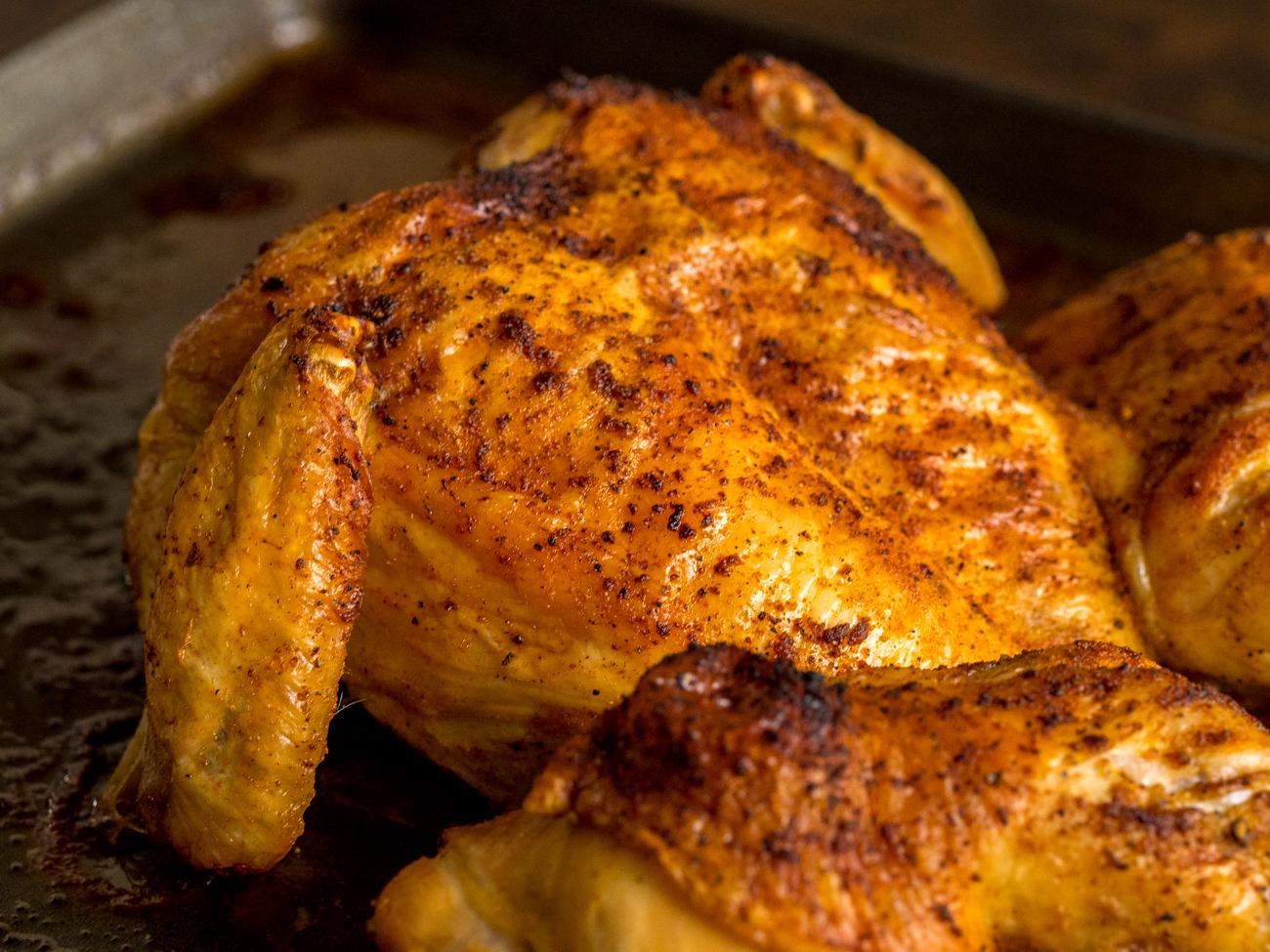 Spatchcock Chicken Horizontal 15