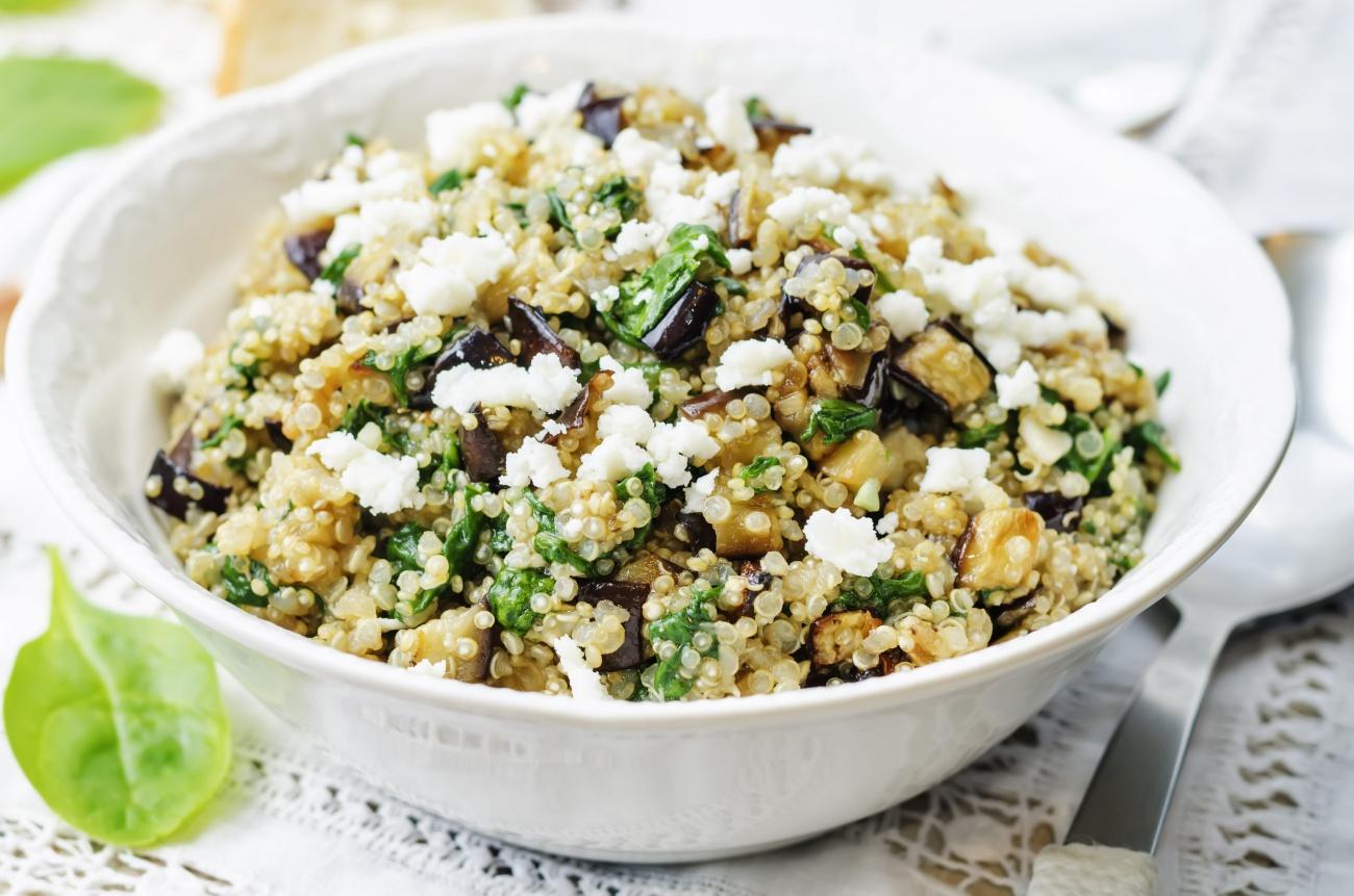 quinoa salad 1