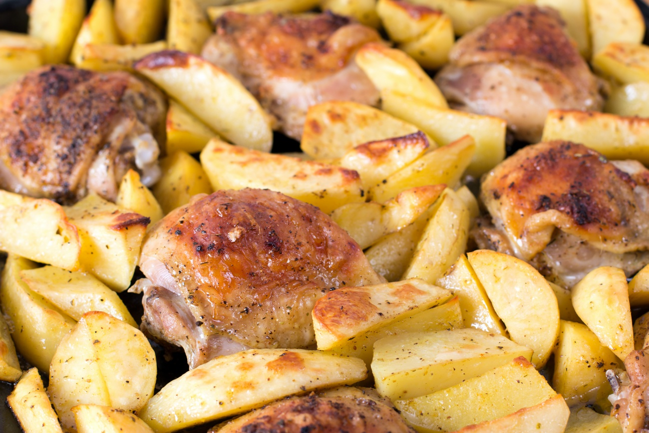 Chicken&Potatoes