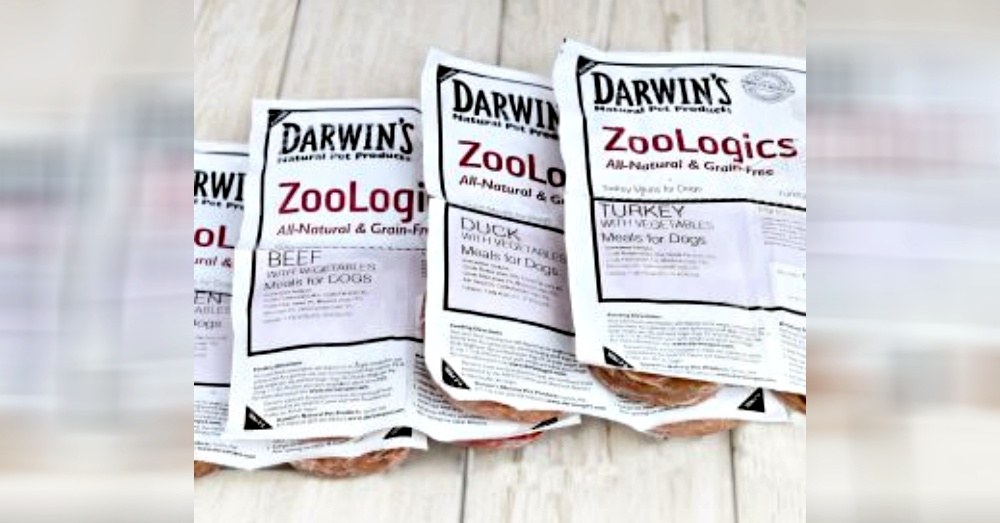 Photo:Darwin Natural Pet Products