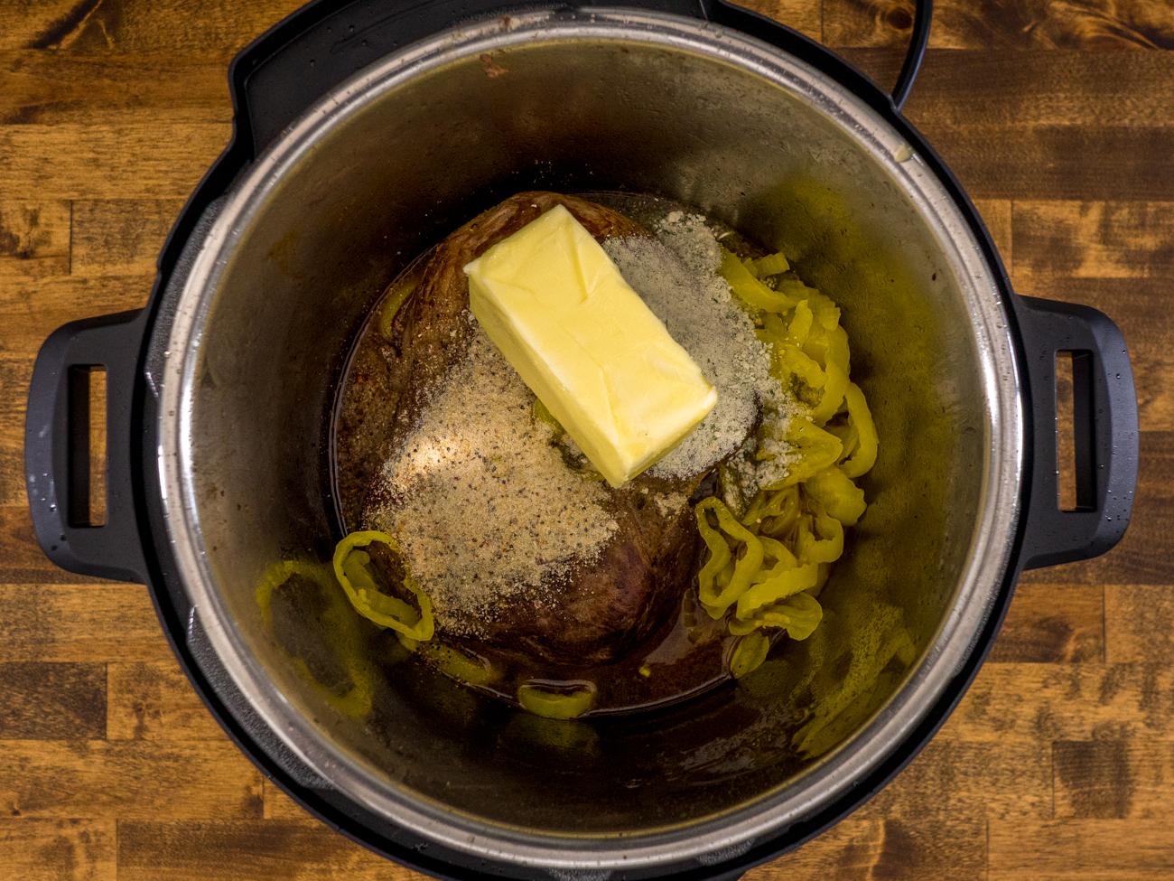 Instant Pot Butter Beef 12