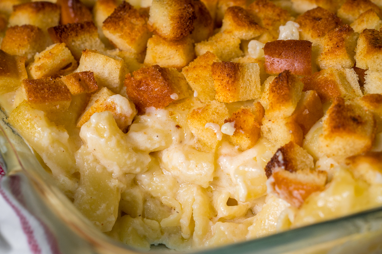 Martha Stewart's Mac & Cheese Horizontal 7