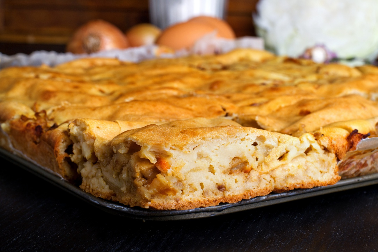 Delicious Pie with Cabbage 52