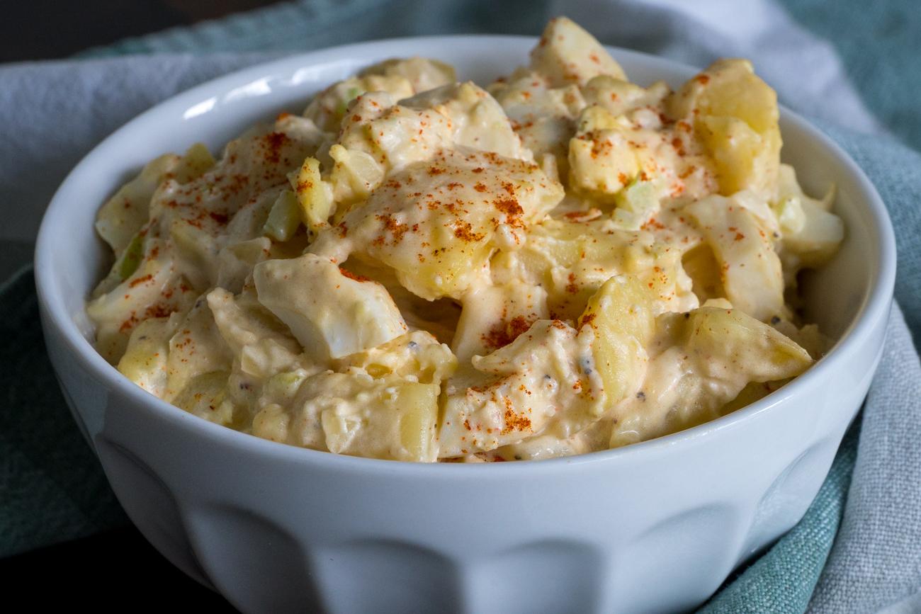5-Minute Instant Pot Potato Salad 1
