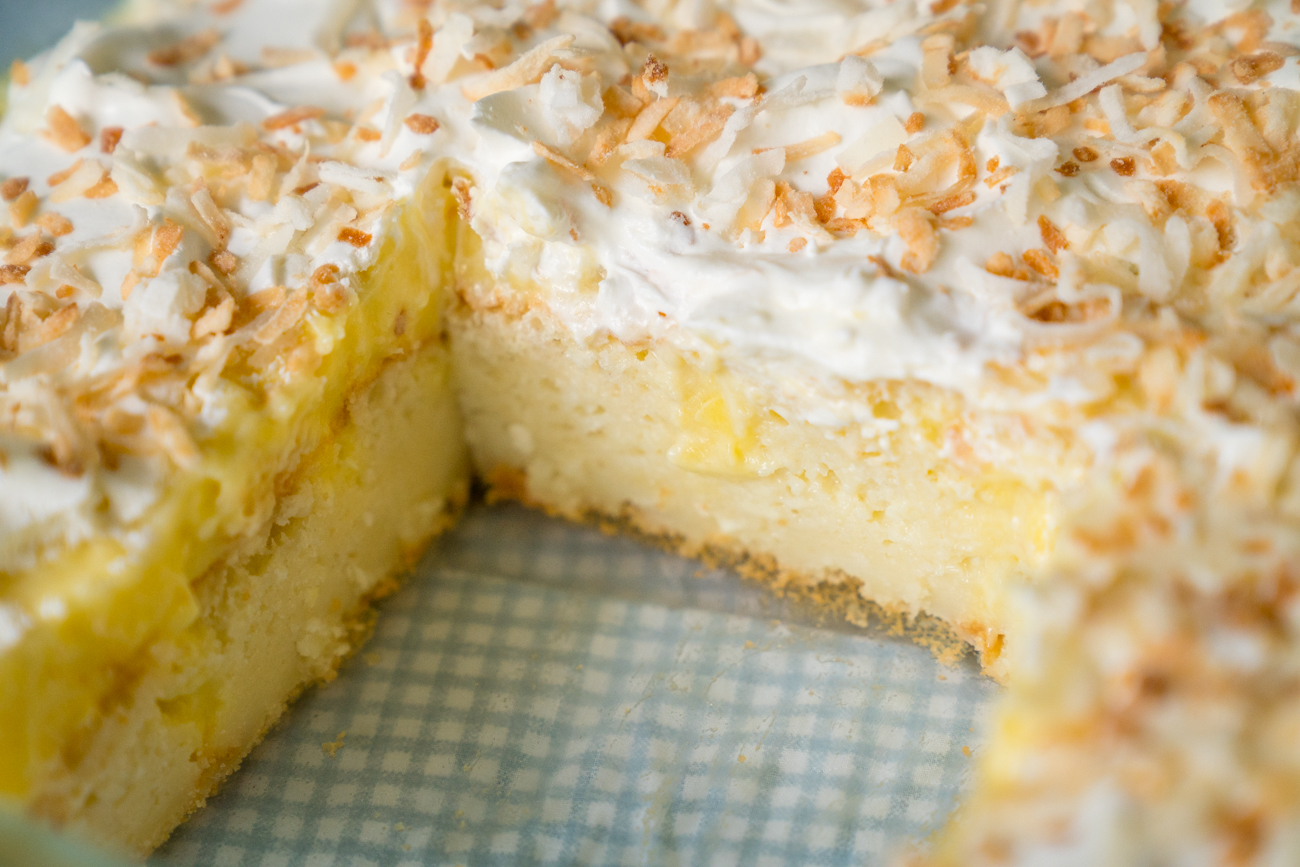 Coconut Cream Poke Cake Horizontal 8