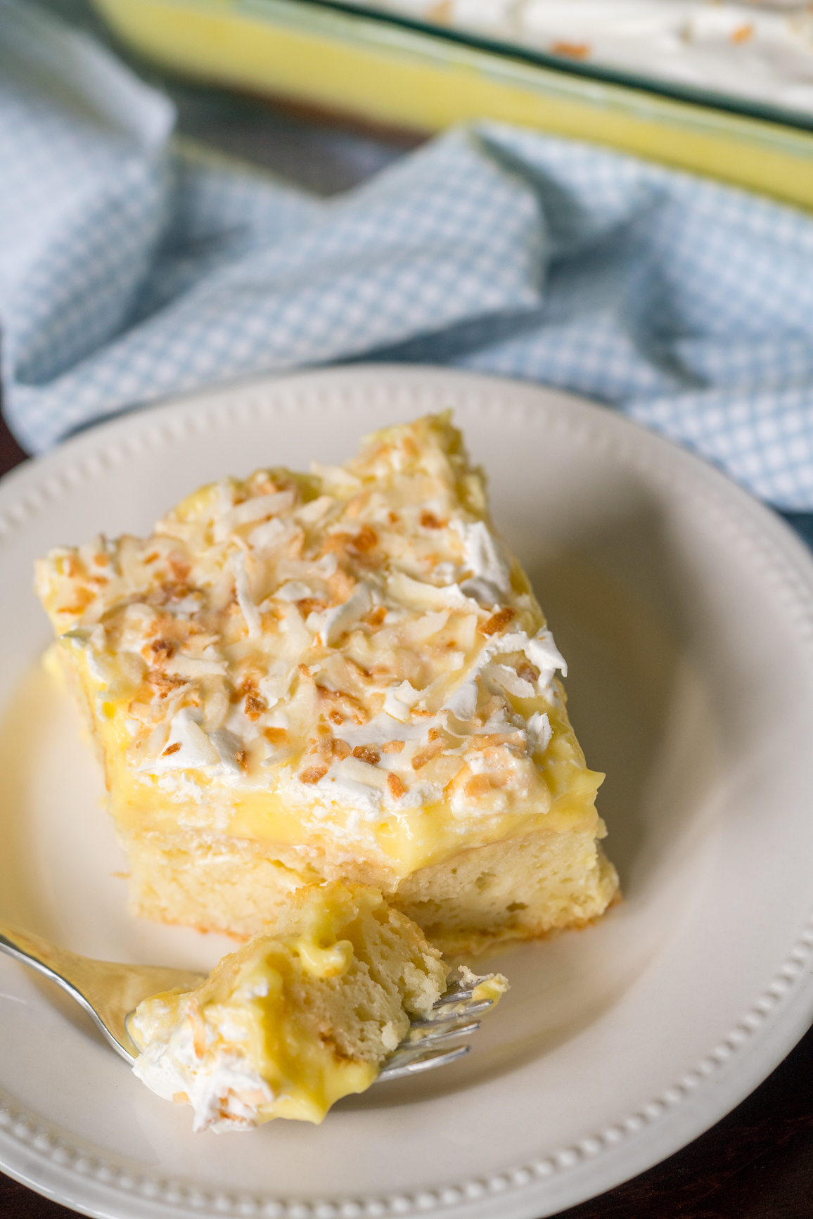 Coconut Cream Poke Cake Vertical 11