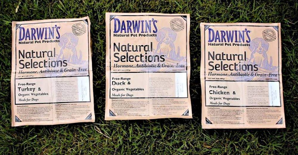 Photo:Facebook/Darwin's Natural Pet Products