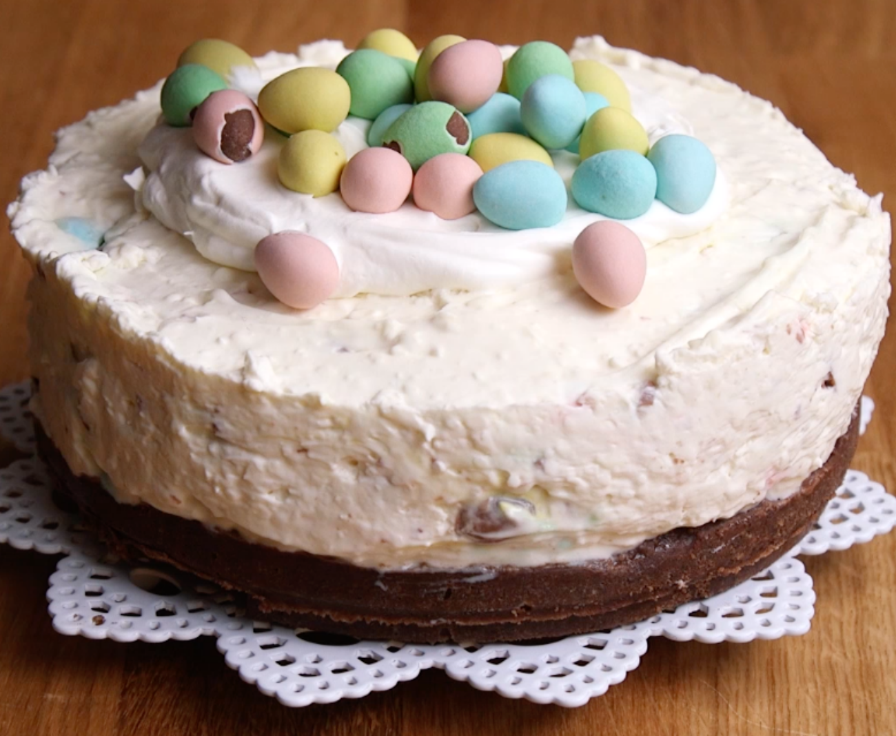 Easter Egg Cheesecake 2