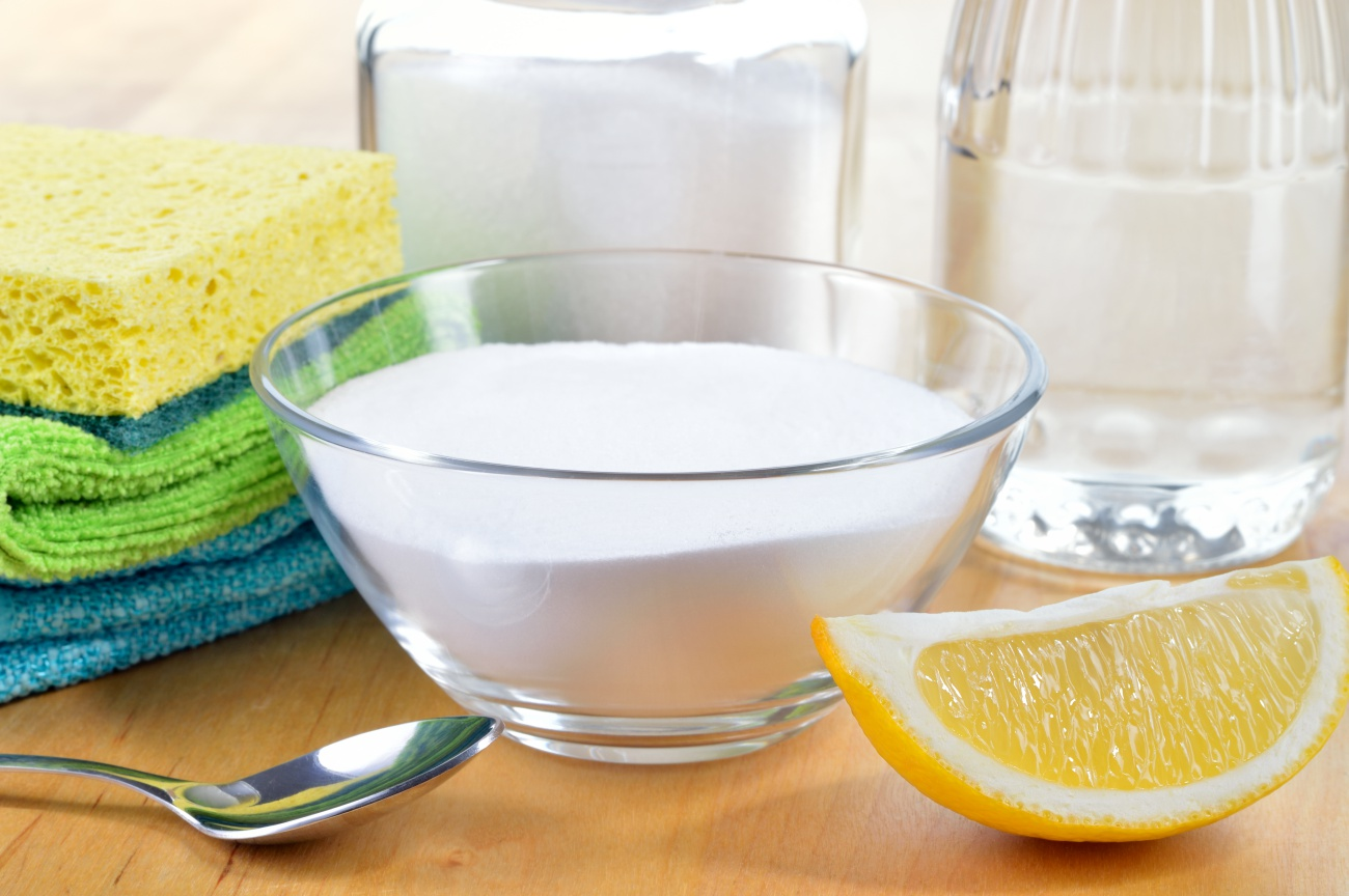 Non Toxic Cleaning Ingredients