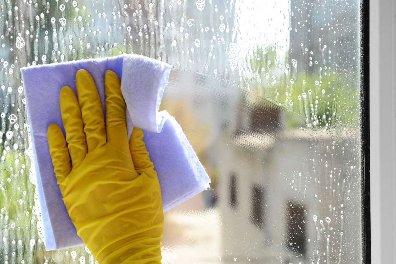 Non Toxic Cleaning Window