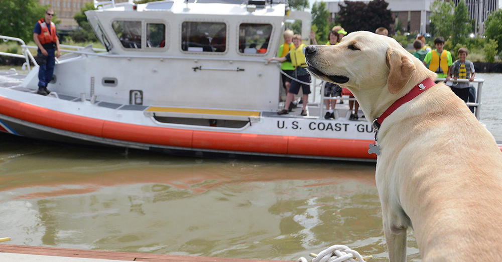 U.S. Coast Guard/Petty Officer 3rd Class Christopher M. Yaw
