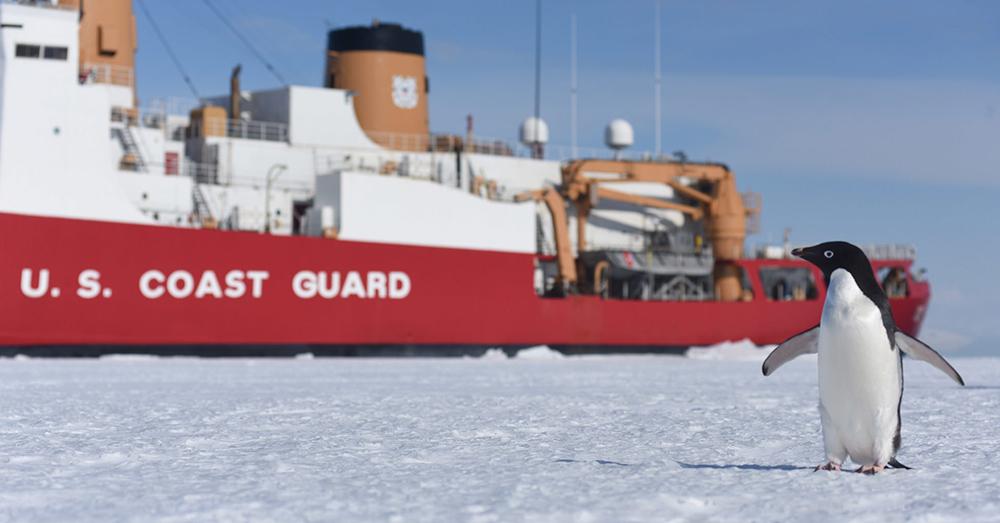 U.S. Coast Guard/Petty Officer 2nd Class Grant DeVuyst