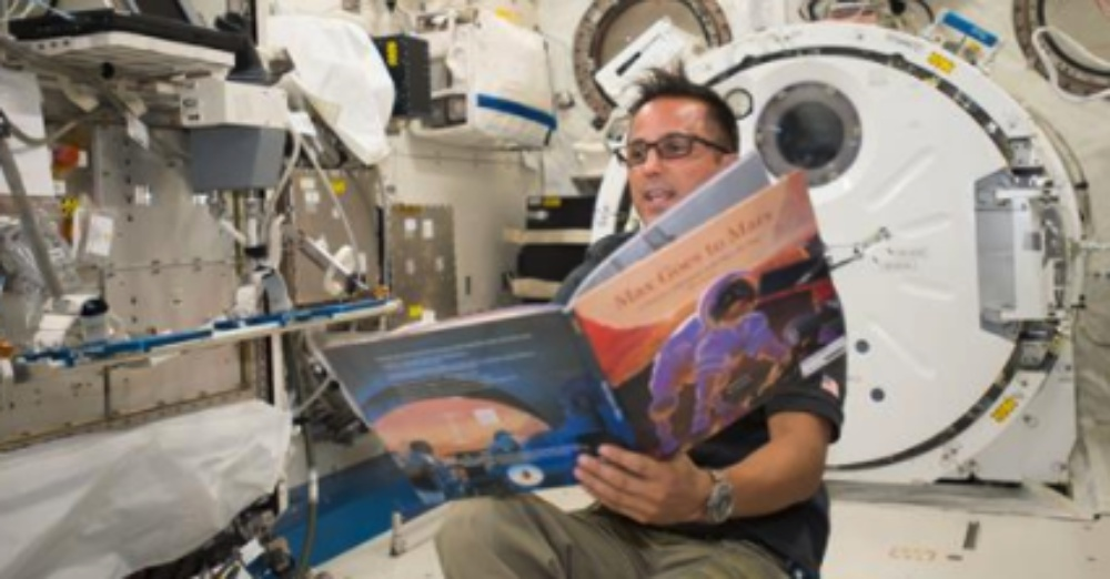 Photo: Facebook/Story Time From Space