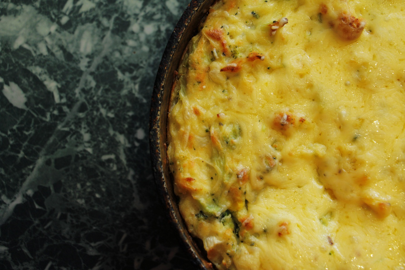 Corn Cheese Casserole 2