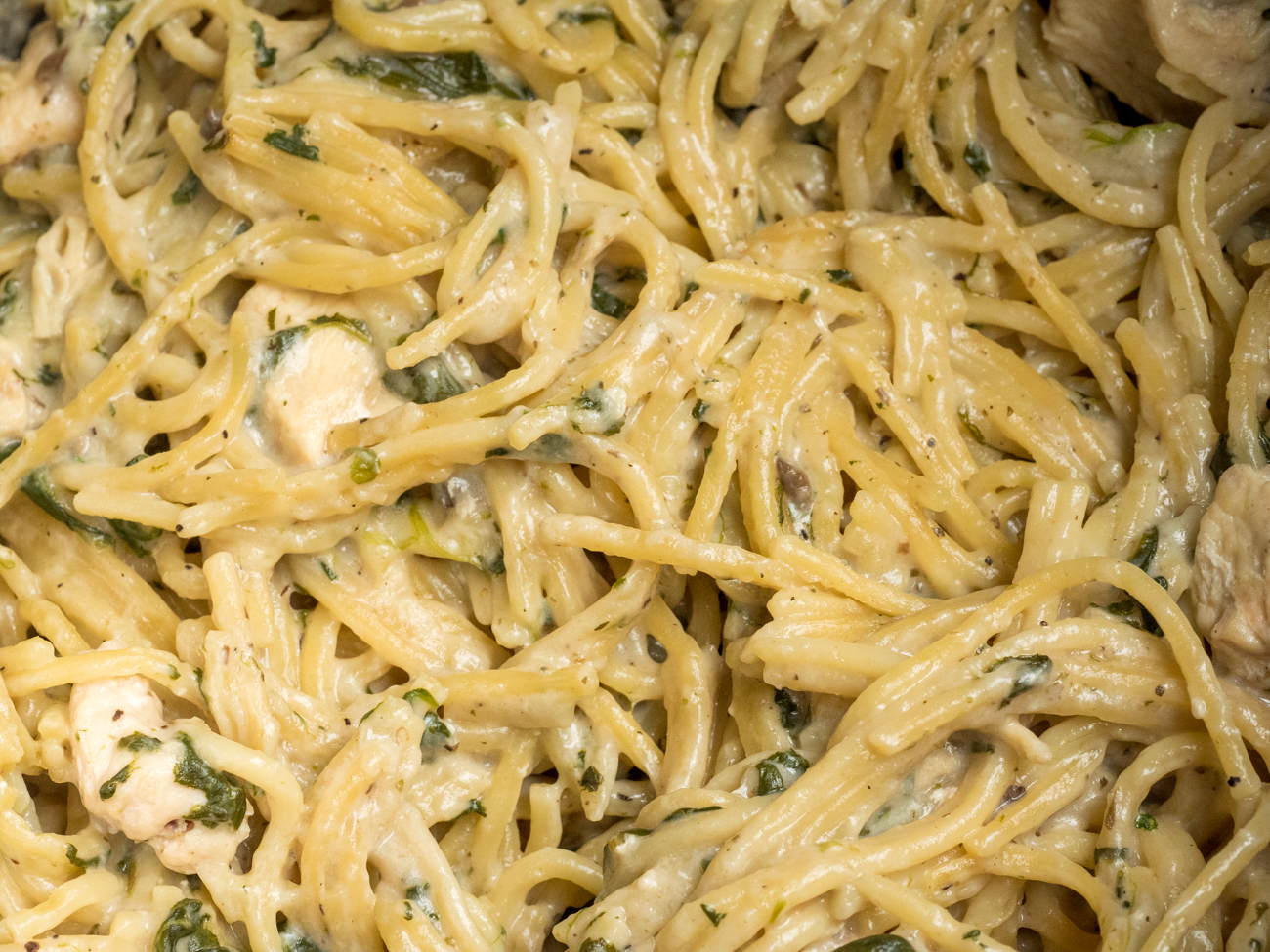 Instant Pot Chicken Florentine 11