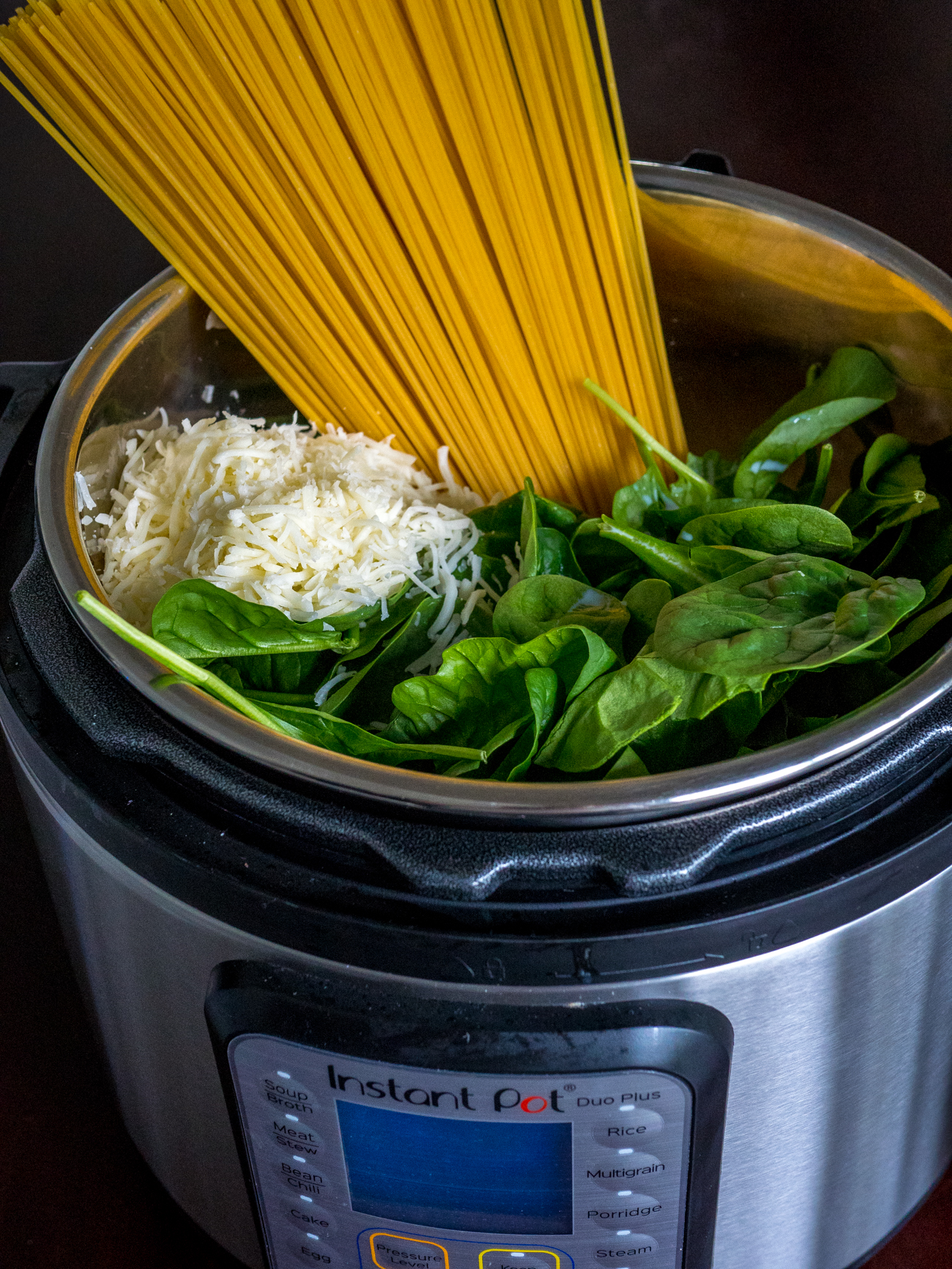 Instant Pot Chicken Florentine 3