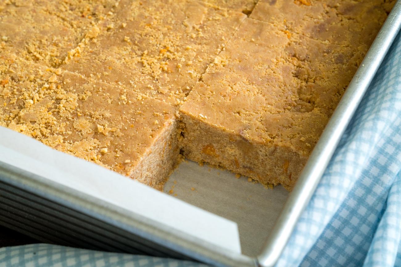 No-Bake Butterfinger Bars 2
