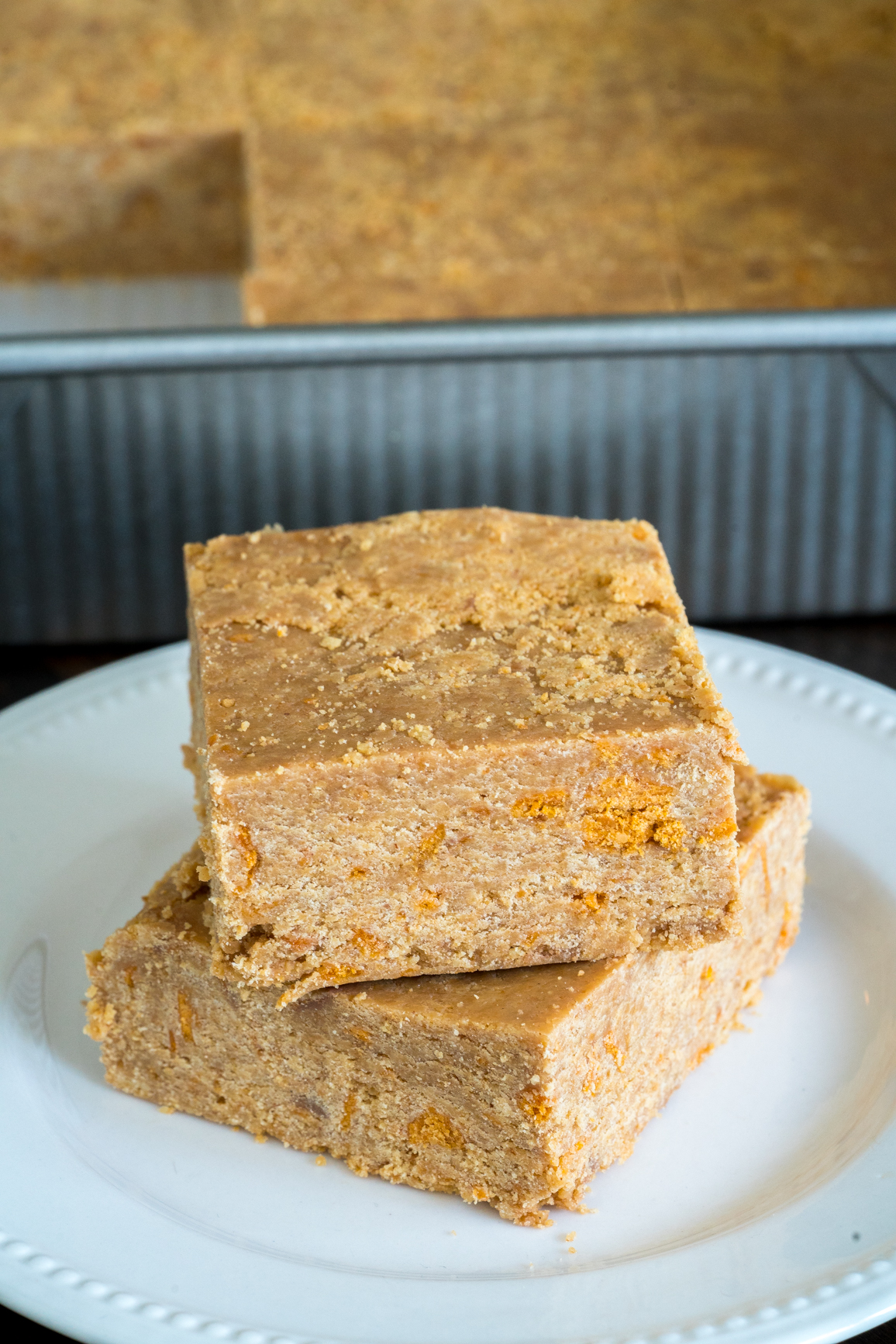 No-Bake Butterfinger Bars 5