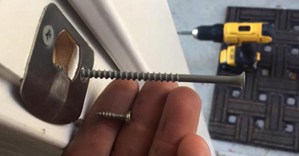 Screws feature