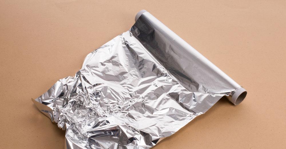 aluminum foil 3