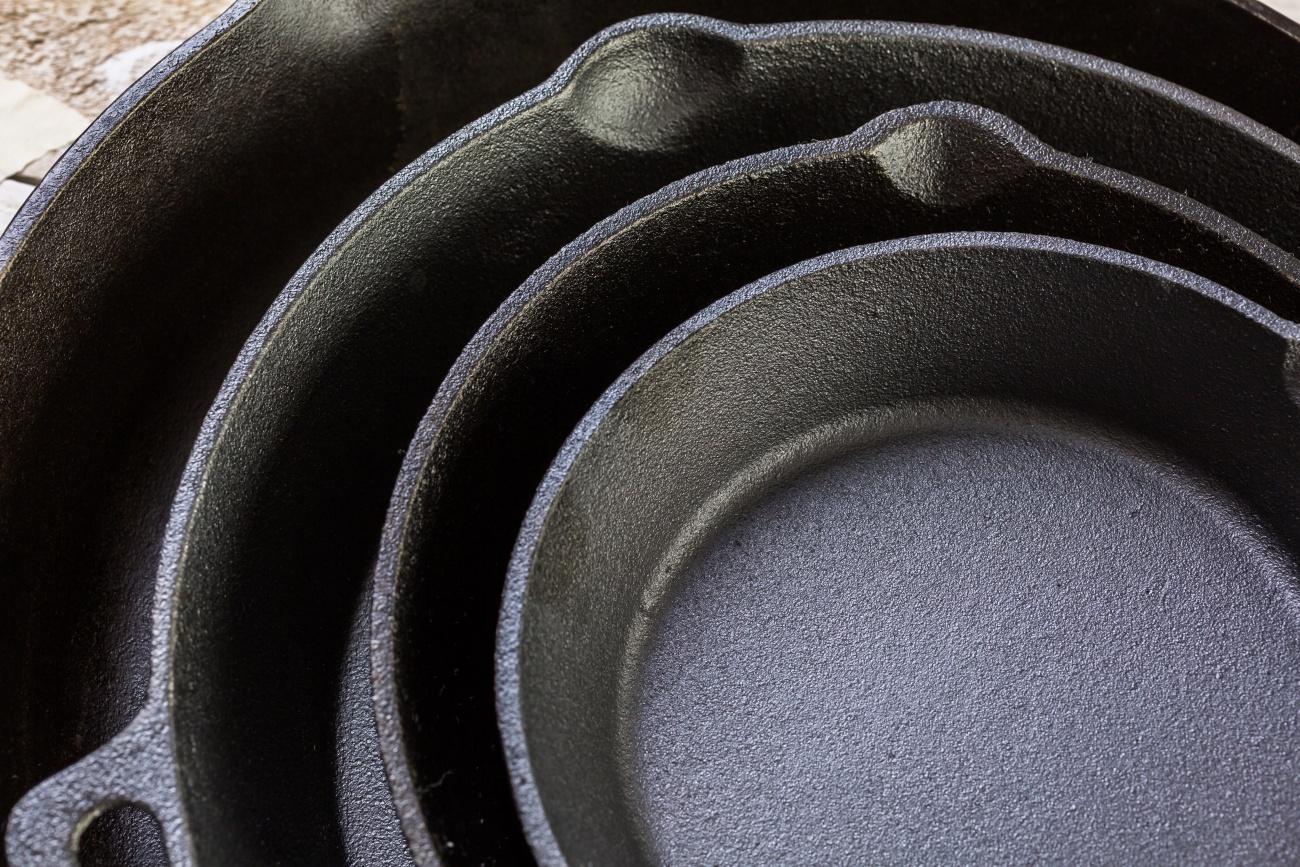 cast iron 4