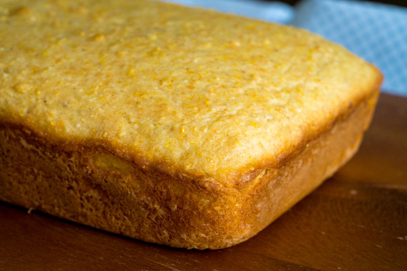 Amish Sour Cream Cornbread 1