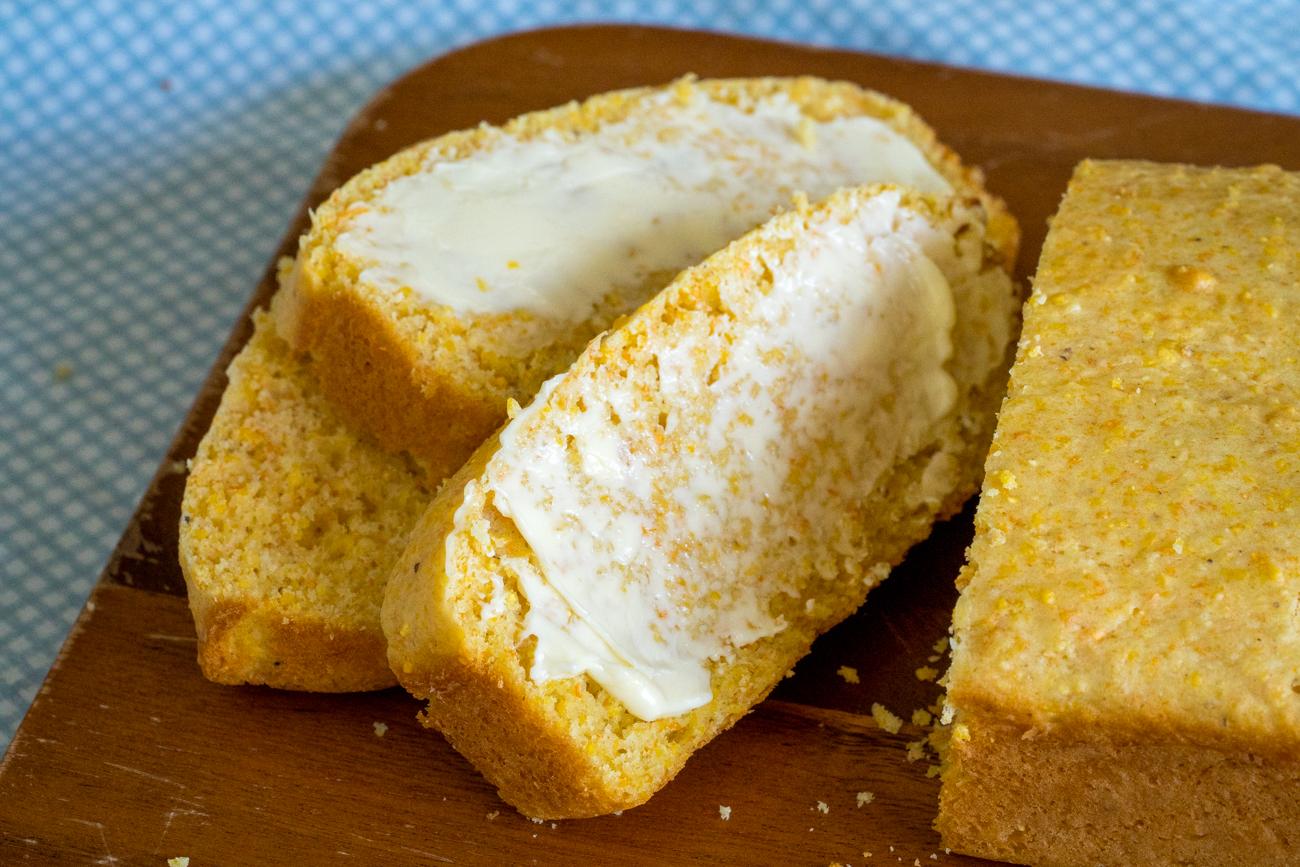 Amish Sour Cream Cornbread 10