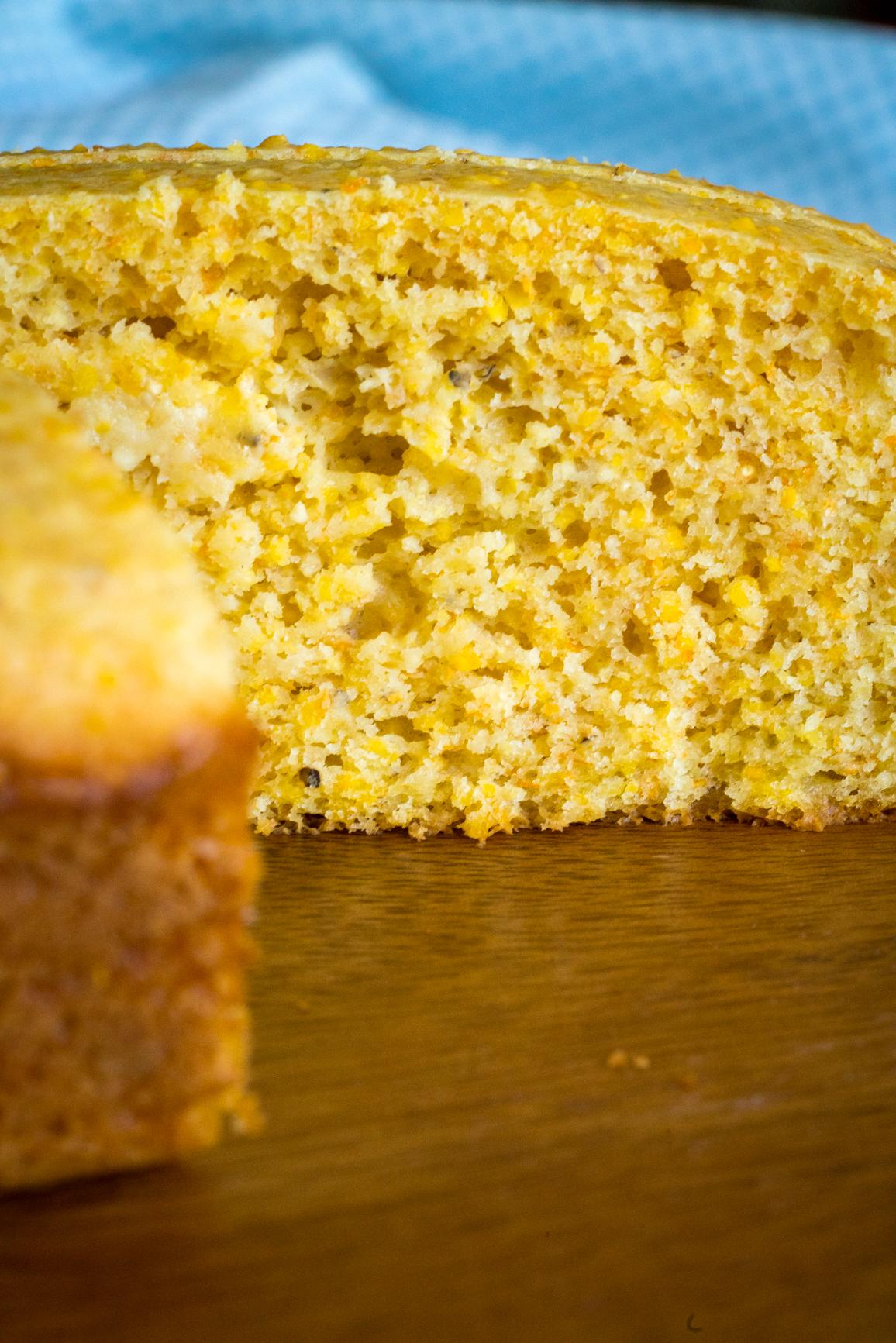 Amish Sour Cream Cornbread 5