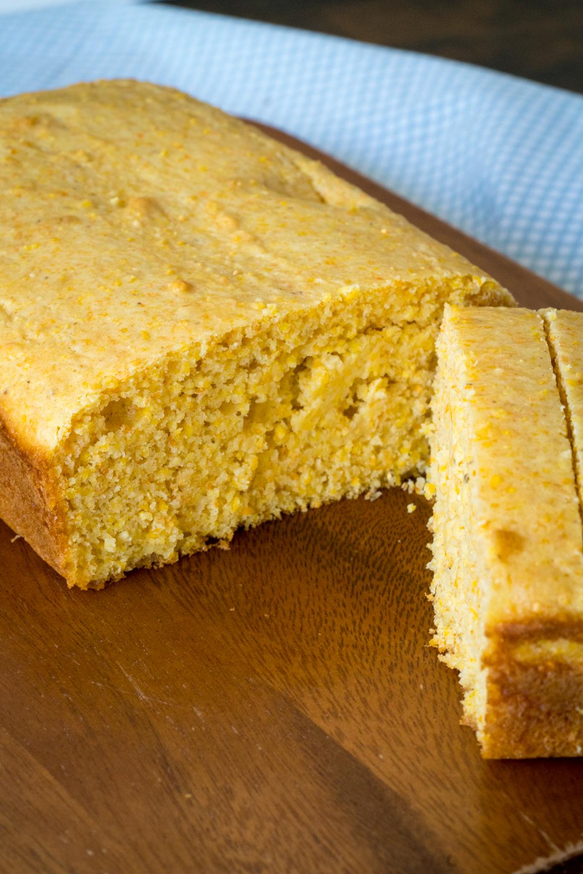 Amish Sour Cream Cornbread 6