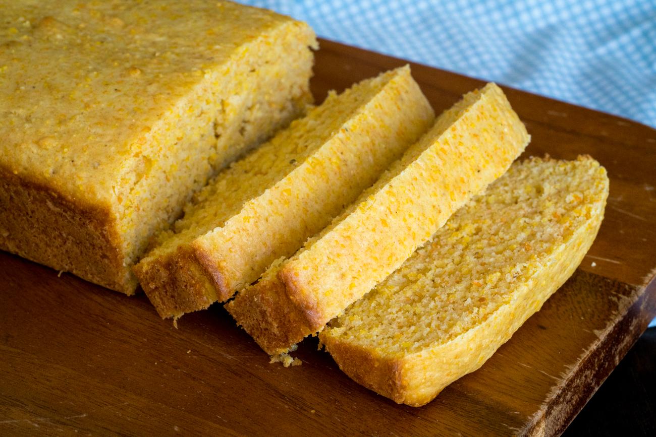 Amish Sour Cream Cornbread 7