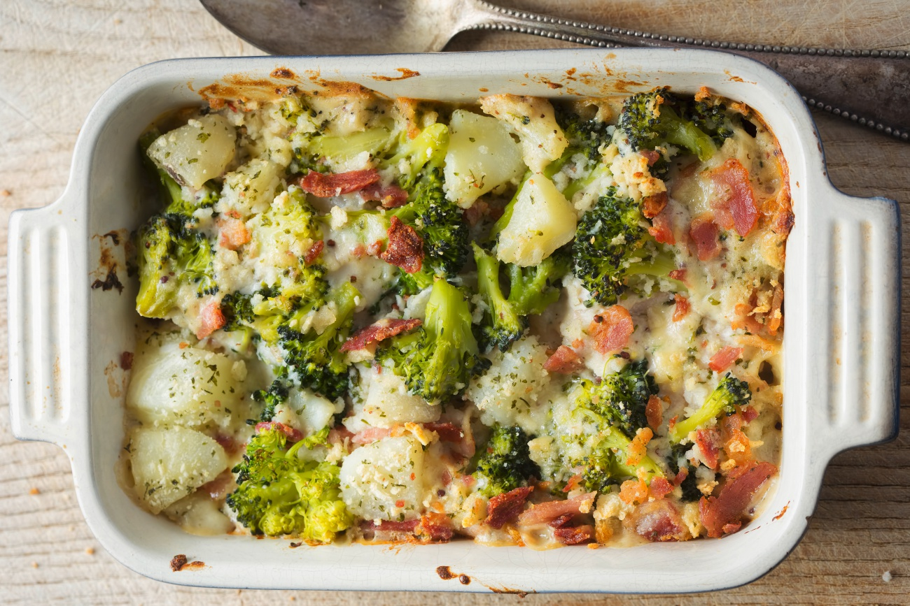 Chicken Bacon Broccoli Bake 2