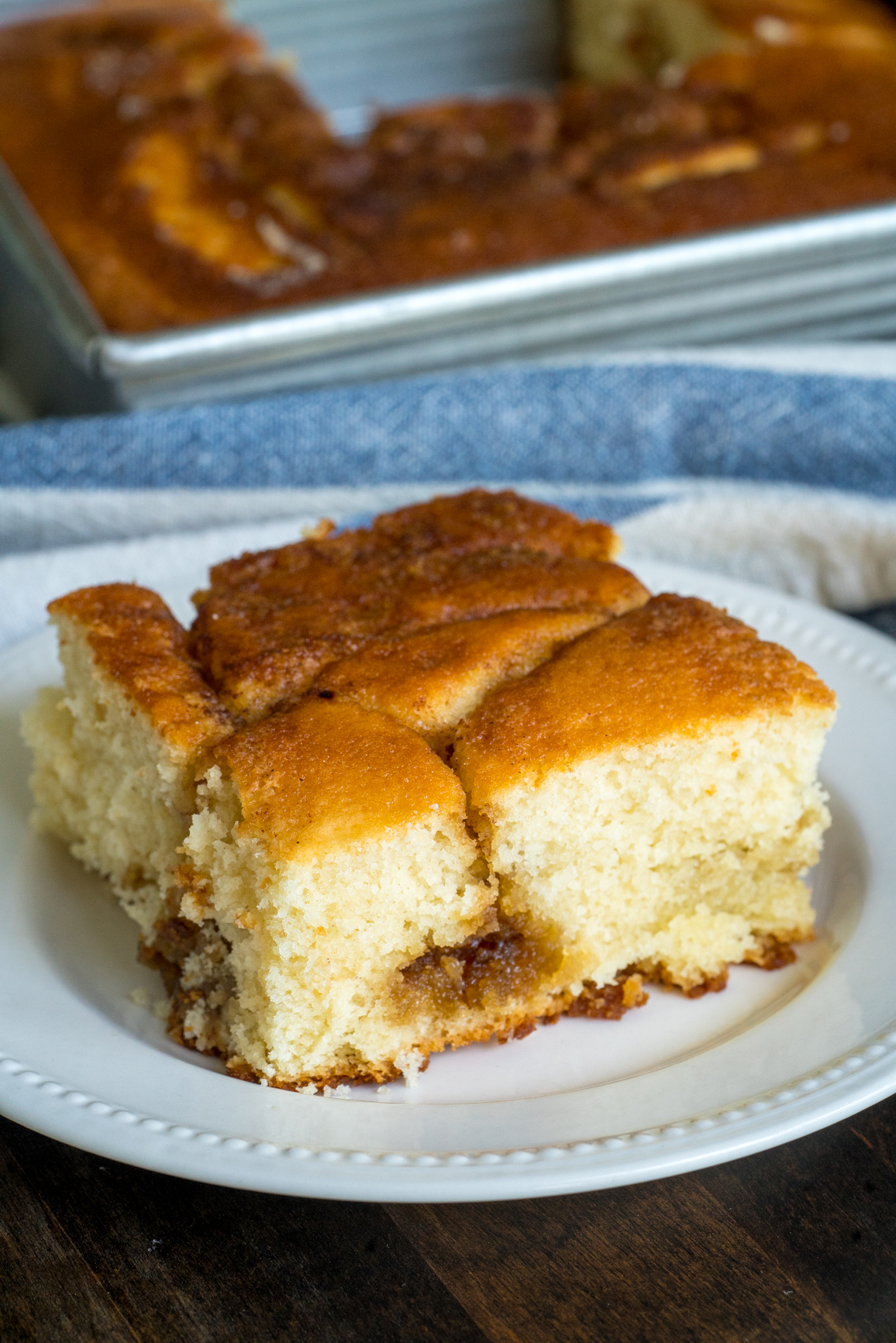 Cinnamon Flop Cake 6