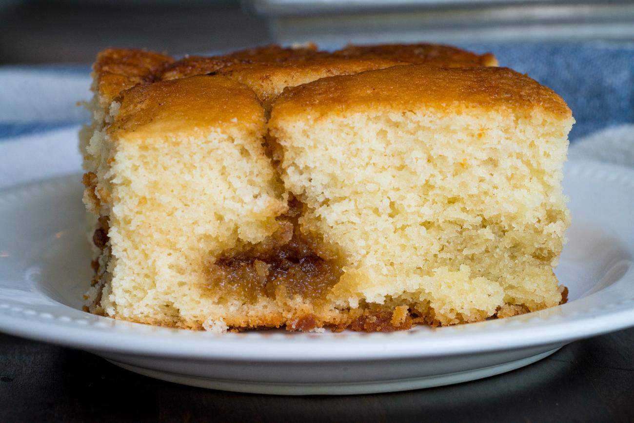 Cinnamon Flop Cake 7