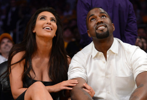 Kim Kardashian and Kanye West share the most visible marriage in the world.