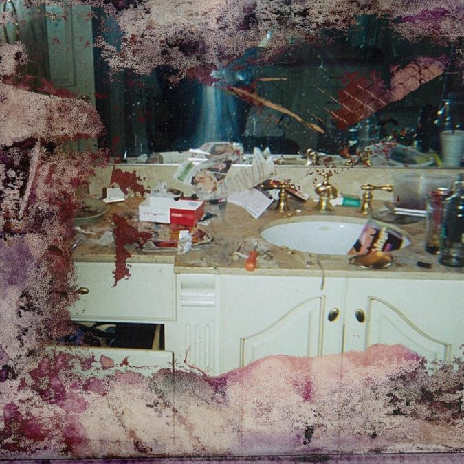 This photo of Whitney Houston's bathroom - taken on the day of her death from a drug overdose -- was licensed for $85,000 this week.