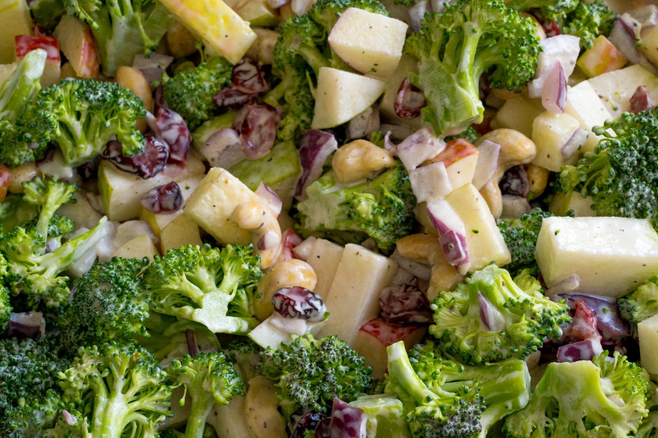 Poolside Broccoli Salad 3
