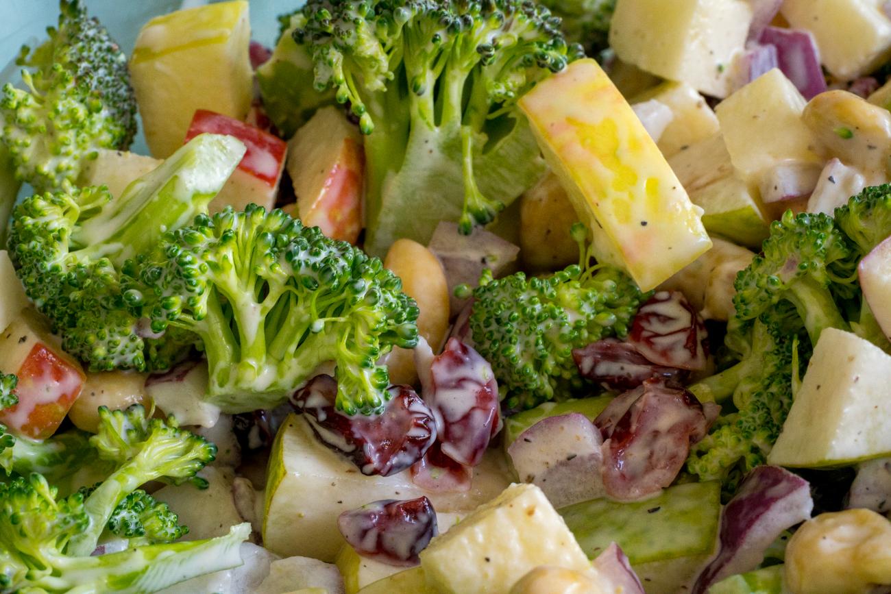 Poolside Broccoli Salad 4