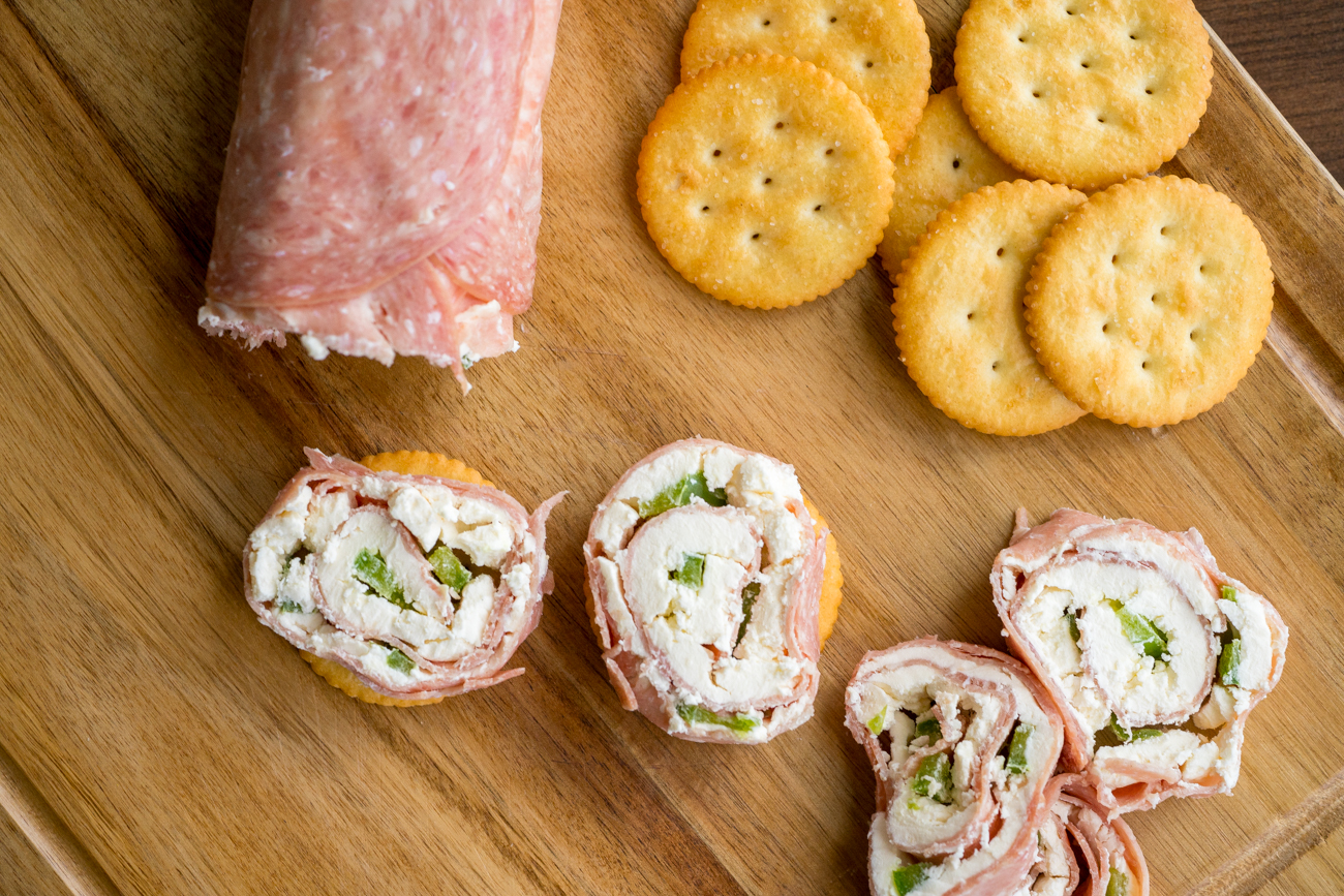 Salami Cream Cheese Roll-ups Horizontal (5 of 6)