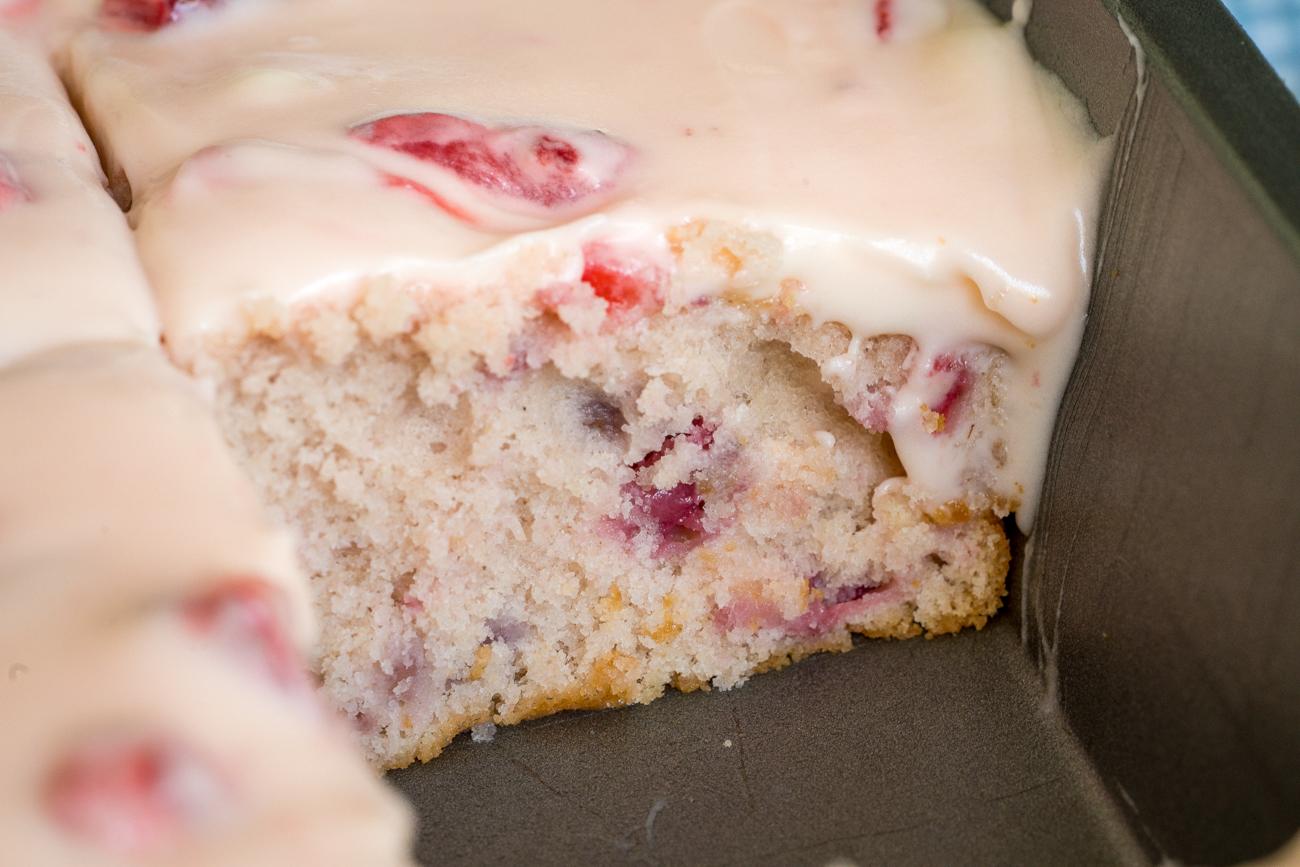 Strawberry Sheet Cake8