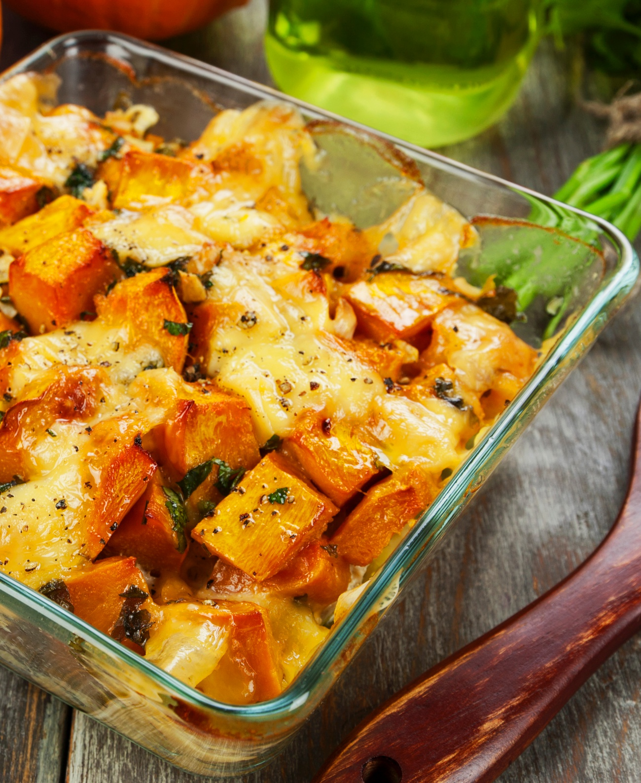Sweet Potato Chicken Bake 1