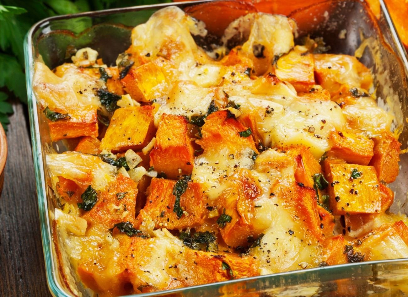 Sweet Potato Chicken Bake 2