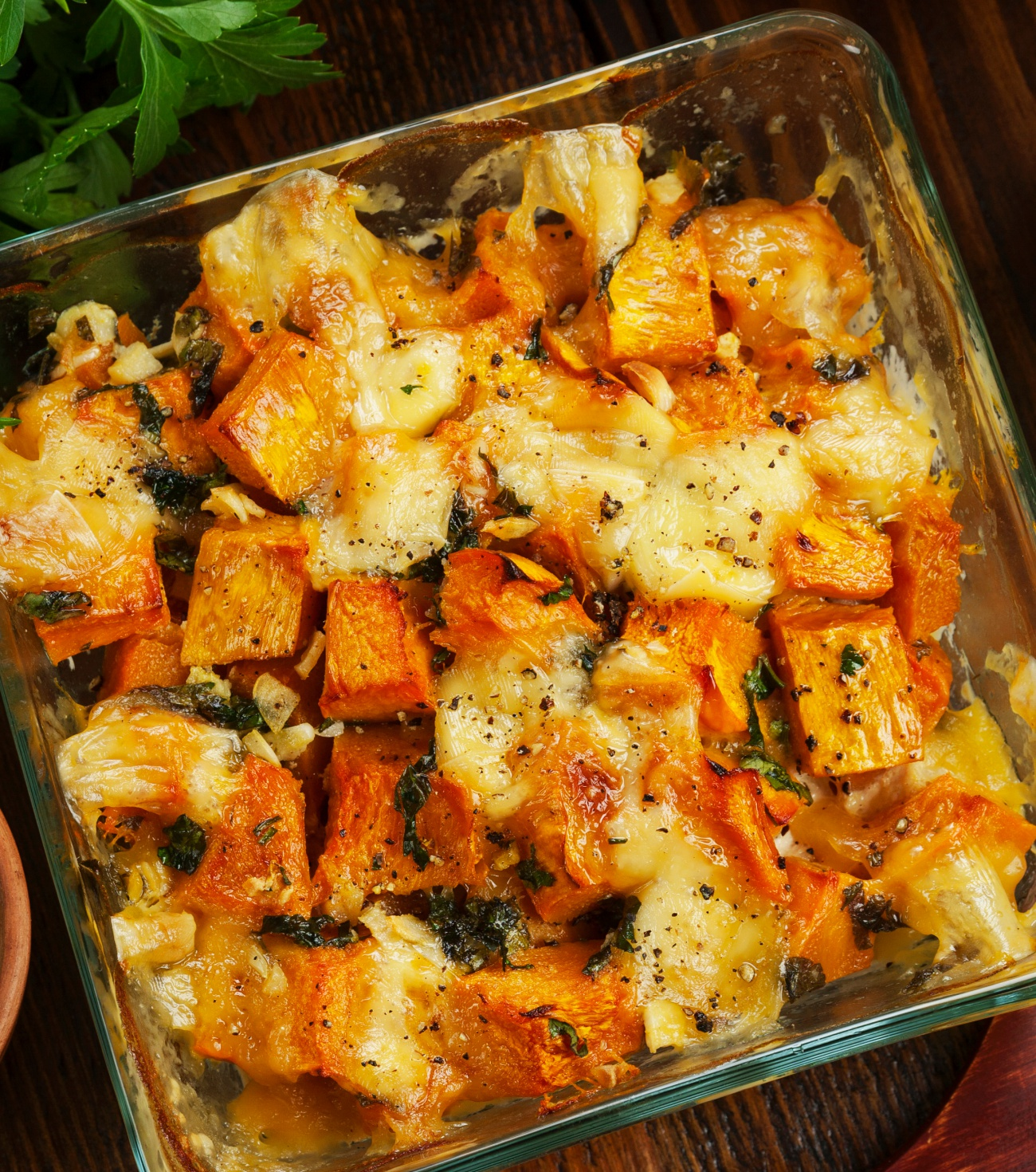 Sweet Potato Chicken Bake 3