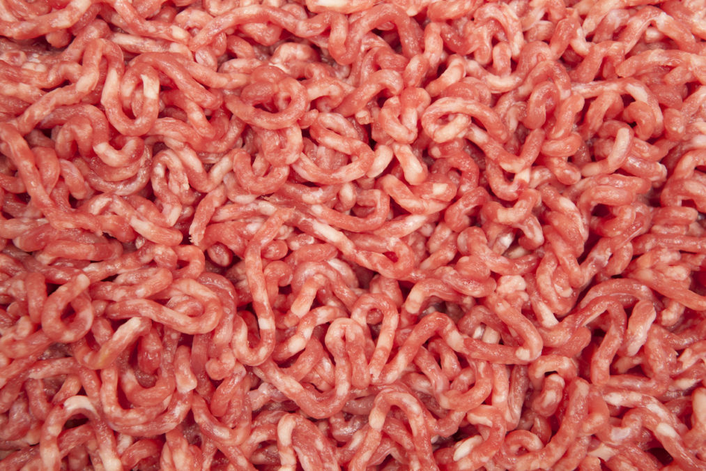 Ground beef detail -20cm- (Kosher)