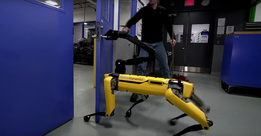 Photo: YouTube/Boston Dynamics