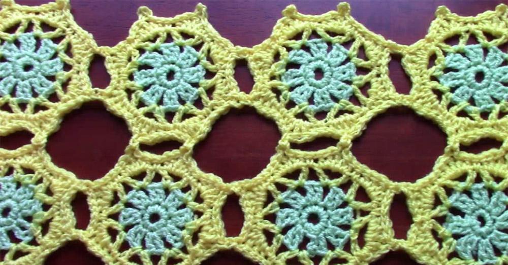 spring crochet 2