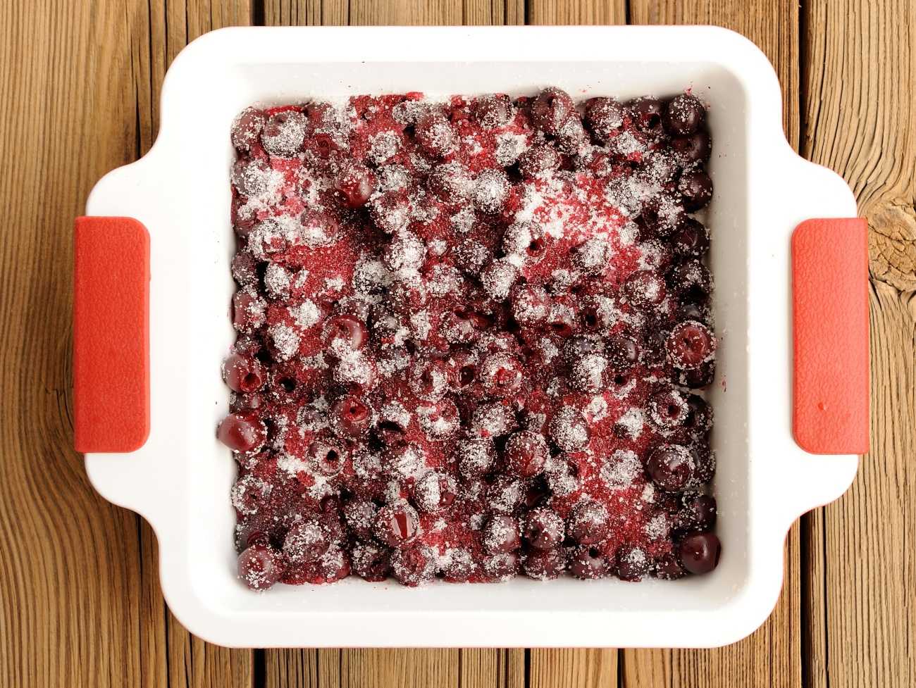 Cranberry Cherry Pie Filling 1