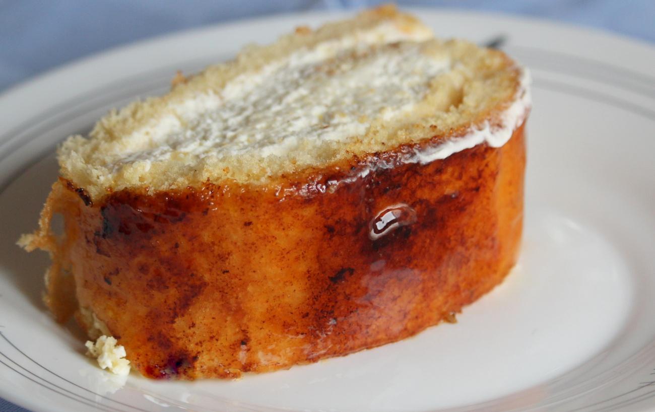 Creme Brulee Cake 2