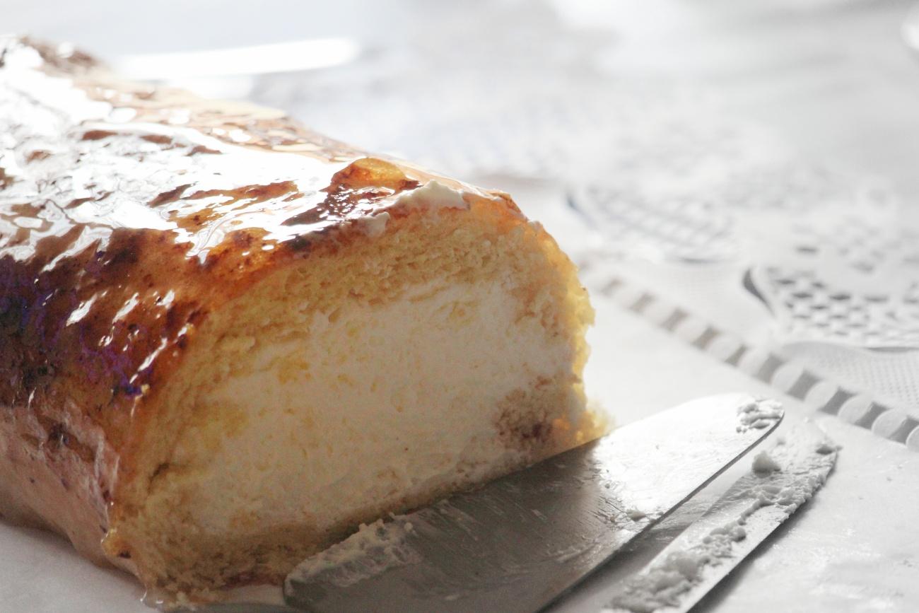 Creme Brulee Cake 3