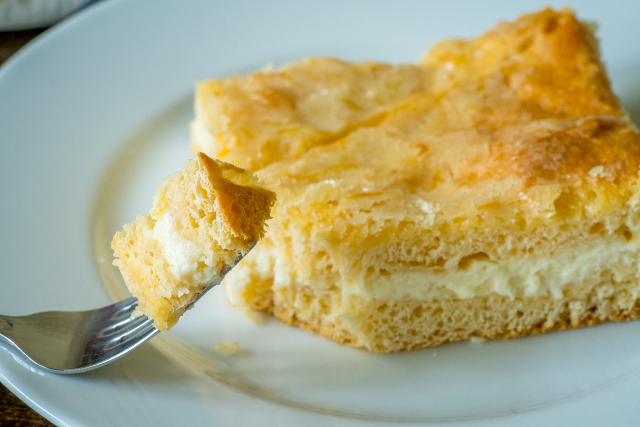 Lemon Cream Cheese Squares 13