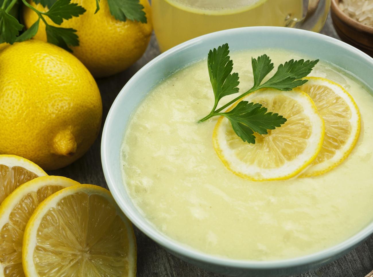 Lemon Egg Soup 3